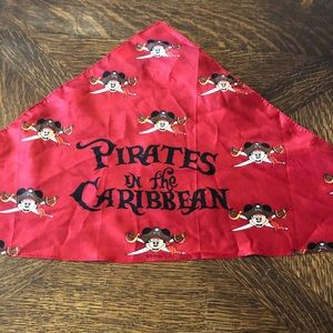 Disney Cruise Pirates of the Caribbean Bandana